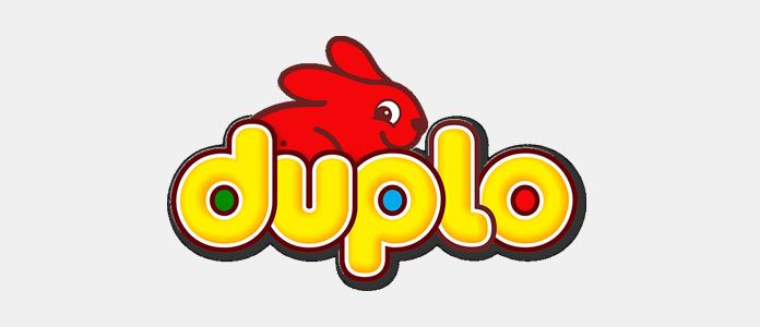 Logo marki Lego Duplo