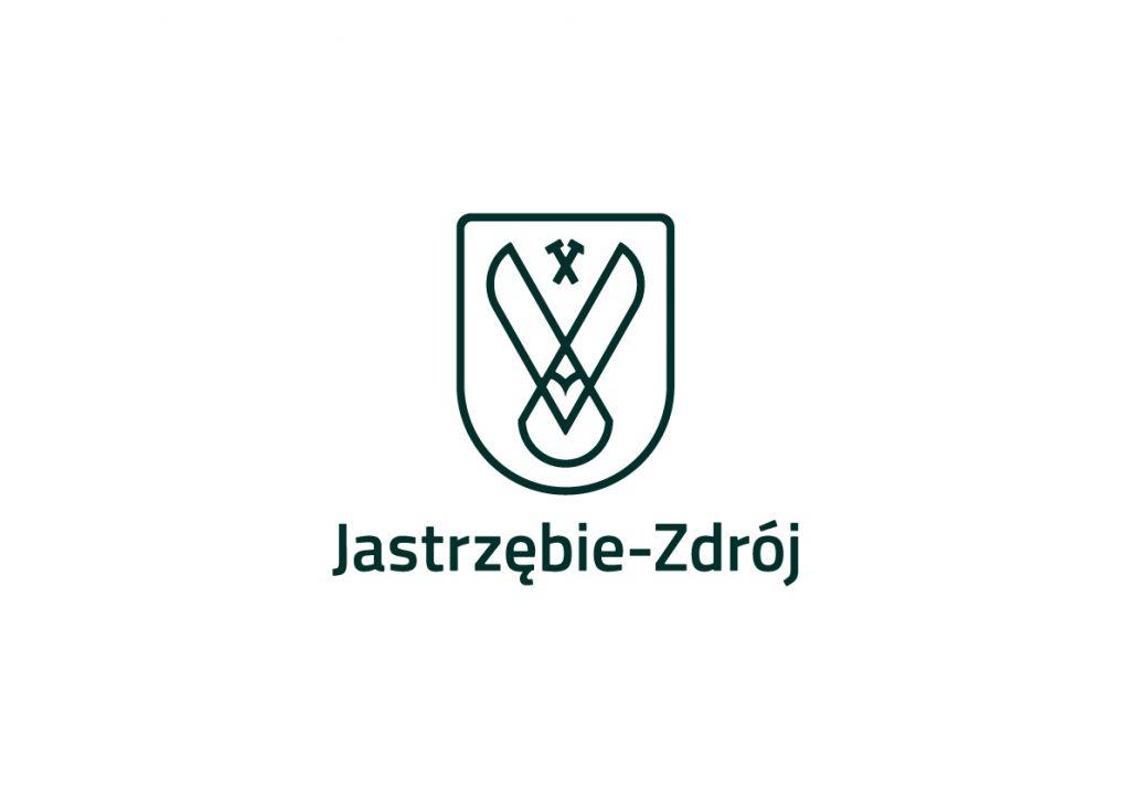 Nowe logo miasta Jastrzębie-Zdrój w wersji podstawowej