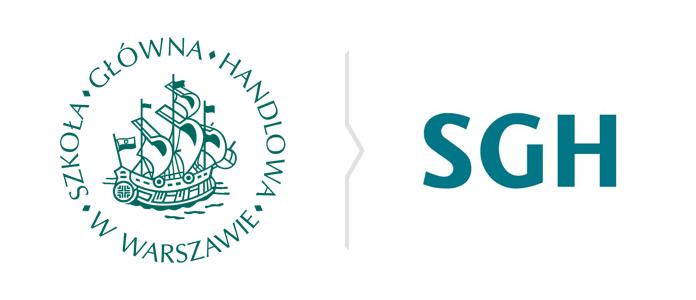 Nowe logo Szkoły Głównej Handlowej w Warszawie