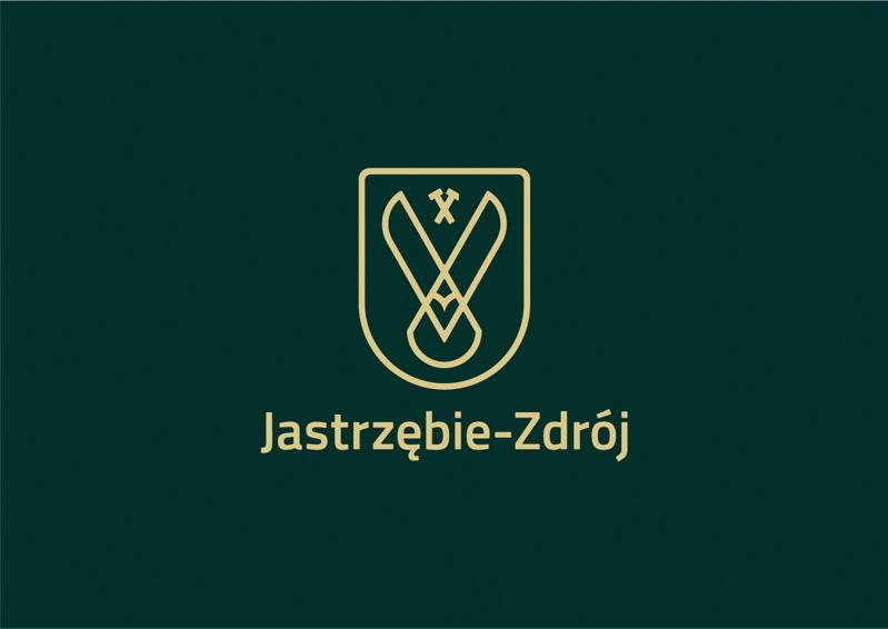 Logo Jastrzębia-Zdroju w wersji alternatywnej