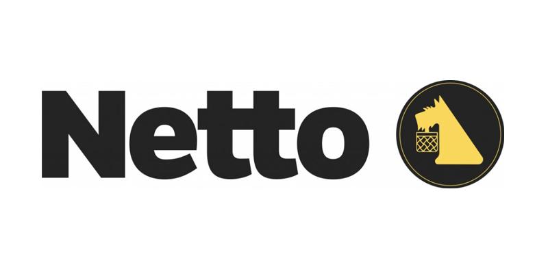 Nowe logo Netto - rebranding 2019