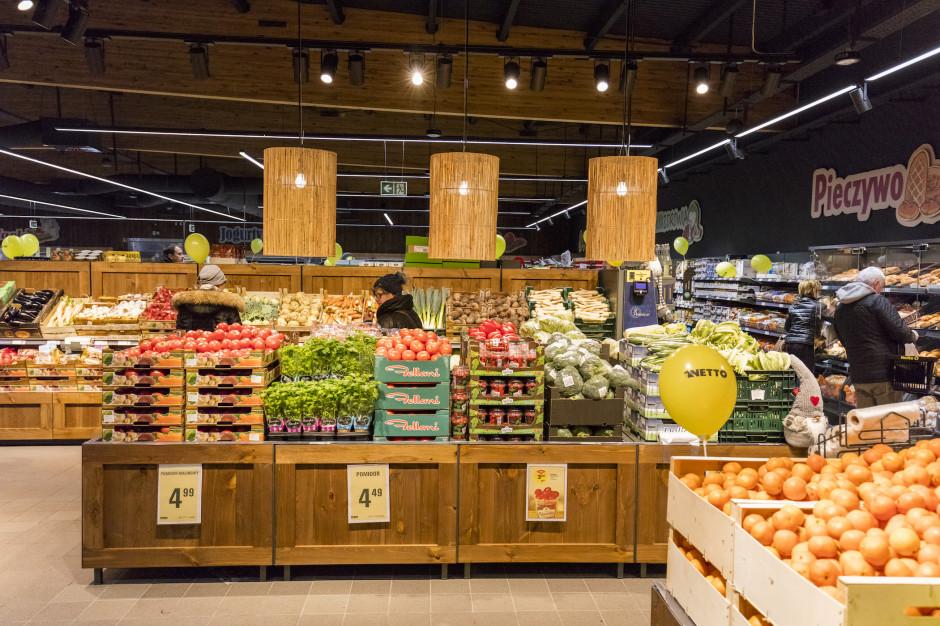 Netto przeprowadza rebranding sklepów