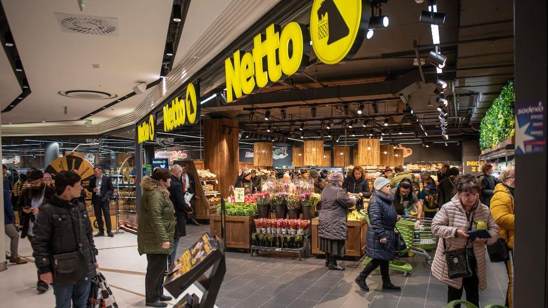 Nowy model sklepów Netto