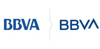 Rebranding BBVA nowe logo 2019
