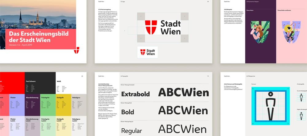 Nowy system identyfikacji miejskiej - Wiedeń