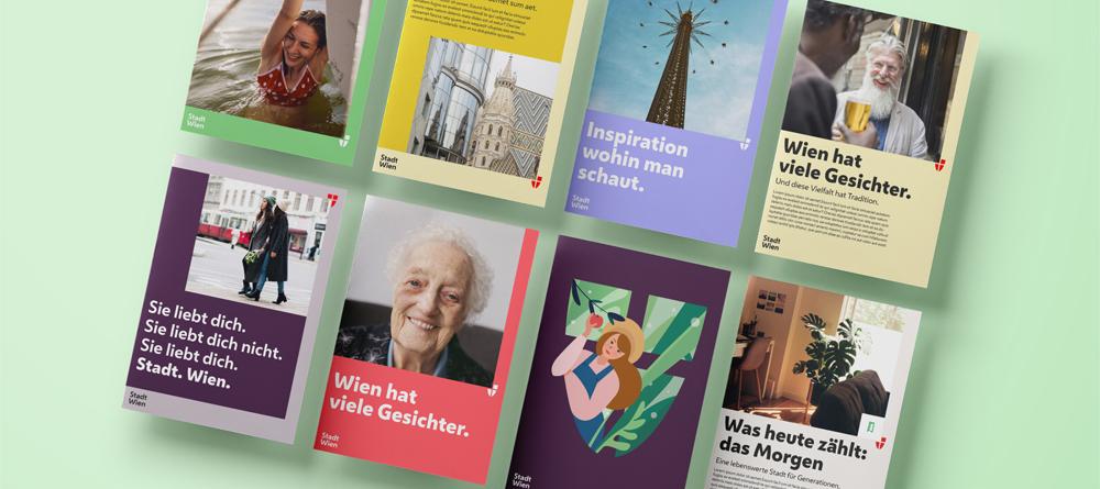 Nowa identyfikacja wizualna Wiednia 2019