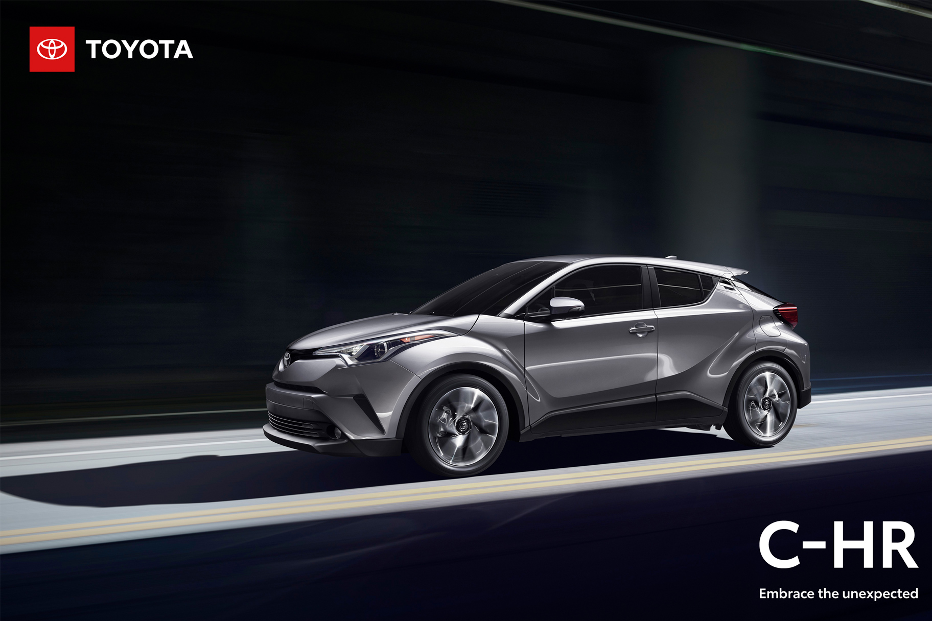 Nowe logo Toyoty 2019 - rebranding