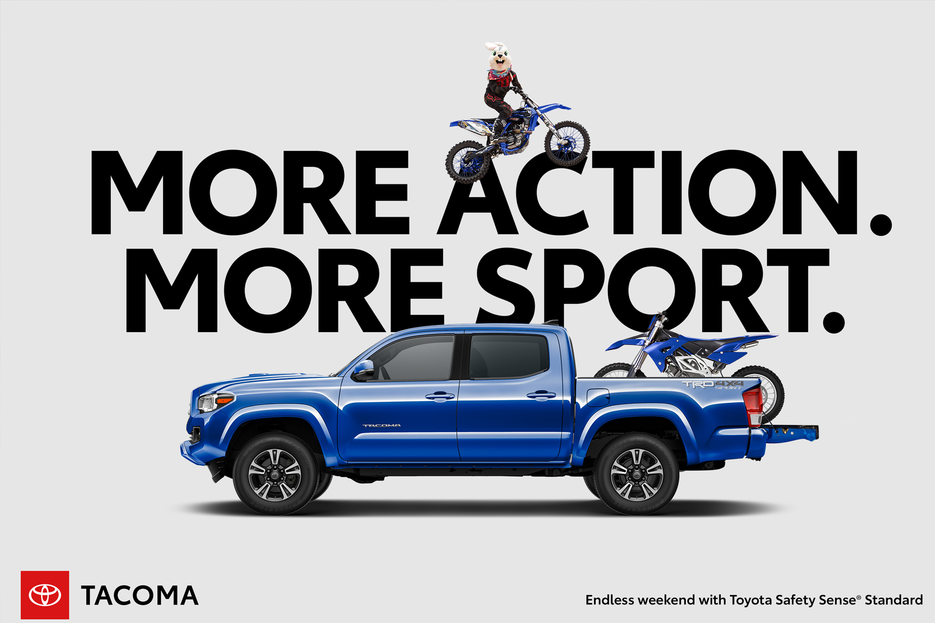 Rebranding Toyota 2019 - grafika