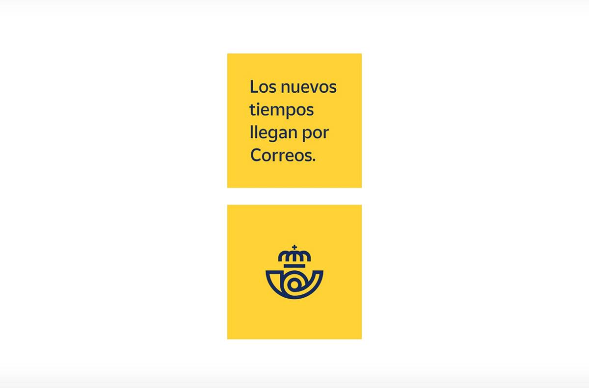 Nowe logo i slogan hiszpańskiej poczty