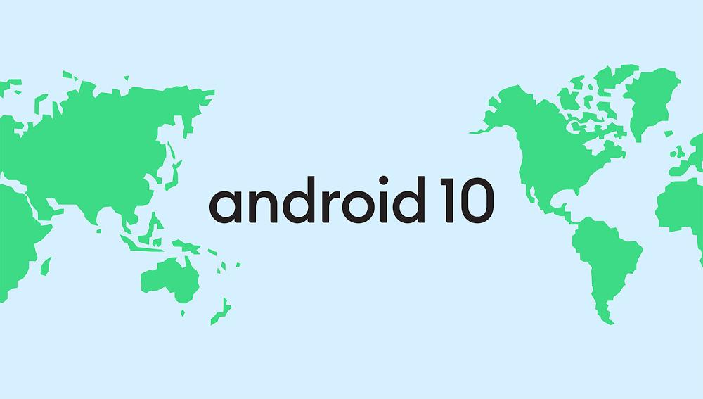 Kolorystyka nowej identyfikacji wizualnej systemu Android