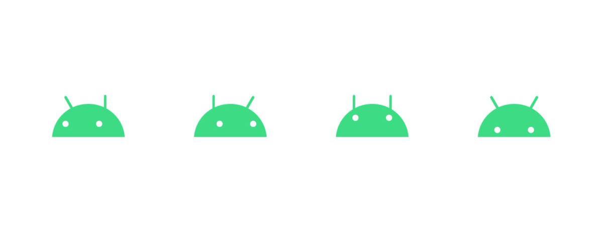 Rebranding Android 10 - nowa identyfikacja